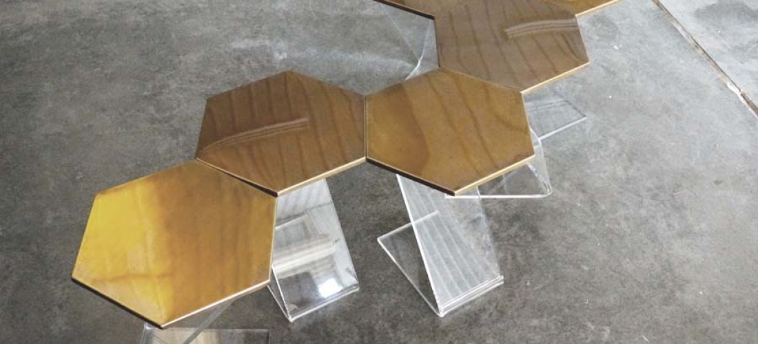 Honeycomb Tables